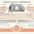 SECURITY PACIFIC CORPORATION Nr. R2442