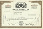 VESTAUR SECURITIES, INC. von 1972  Nr.11556